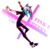 I Fink U Freeky by mirabillisfuture