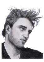 Rob Pattinson by RestlessFire