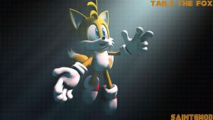Tails the Fox by ShushiKillers