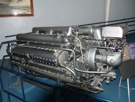 Packard PT Boat Engine 3 by Skoshi8