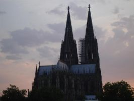 The Dom Cathedral by Kitty-Kibbles