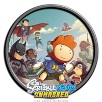 Scribblenauts Unmasked- A DC Comics Adventure Icon by cedry2kio