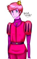 Prince Gumball by MrsSoulEvans