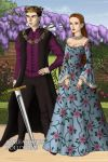 Jessica and Bill The Tudors by Childoftheflower