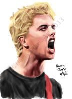Billie-Joe Amstrong by rj700