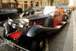 Antique roadster 1 - Prague by wildplaces
