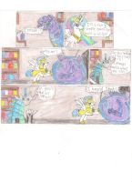 Princess Celestia's Inventing Room Part 7 Finale by dragonwar23