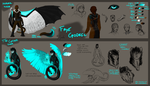 [BEYOND + HETH] Faye Godric - Reference Sheet by Tytoquetra