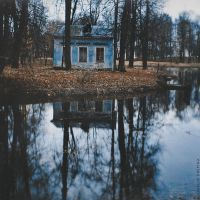 Blue House by NataliaDrepina