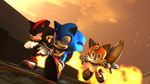 Escape From Crisis City by Tesla-That-Hedgehog