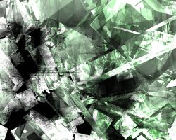 greengrungeabstract by redglassjaw