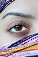 Arabian Eye by ashamandour