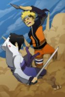 naruto rushed by felle2thou