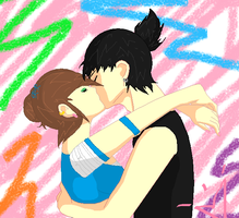 .:KeiraShika---Colorful-Kiss:. by Kawaii-Keira-Keira