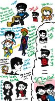 YoungJustice Dump by Green-Necklace-Girl