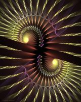 Wind Spinner 2 by GraphicLia