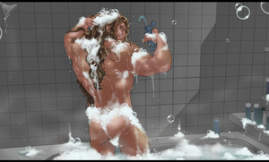 Soapy Suds by jinsonlygurl