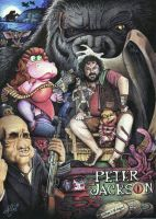 Peter Jackson by ArtisAllan