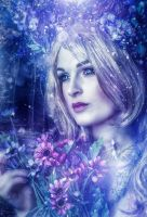 Fairy in the forest... by ozgurmedia