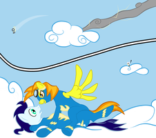 The Wonderbolts Comic Page 5 by Taharon