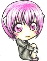 chibi Nana by XxMishapenHeart by Elfen-Lied-Club