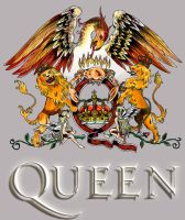 Queen logo by Laanz