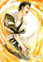 BLEACH: Burn Engetsu SPOILER by Sideburn004