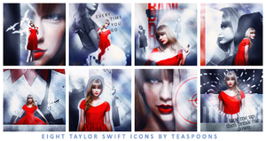 Taylor Swift by heartswell
