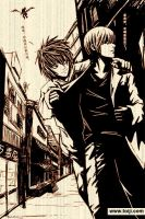 Live Notice-p1-death note by toiji