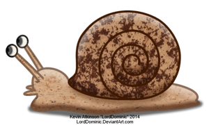 Snail by LordDominic