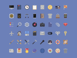 Icons - FREE PSD by creatiVe5