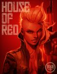 House of Red by superhawkins
