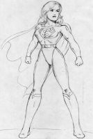 superwoman1 by rogelioroman