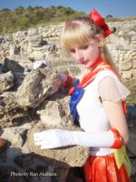 Sailor Venus by LoveSenshi