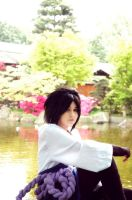 Sasuke Cosplay 1 by Yazo-chan