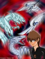 Seto and His Dragons by Cyrus649