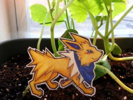 PPD# 135 Littleinch's Jolteon by SusieCurlyQ
