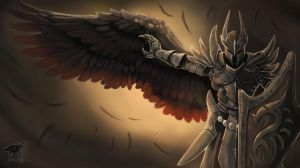 Black Knight by Dragerdeifrit