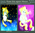 Before and After: 2013-2015 by lavaquil