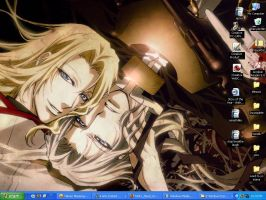 Cain and Abel Desktop by SkyDragonKnight
