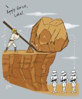 Apply the Force by paxdomino