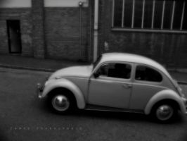 1960's Beetle by Demon-Pirate
