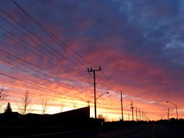 Morning Sky Beckons to Me by Michies-Photographyy