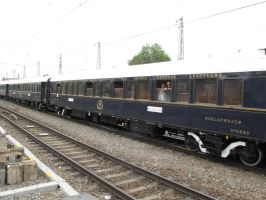 ORIENT EXPRESS 04 SLEEPING CAR 3552 by kanyiko