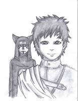 Kankuro And Gaara by AAKreations