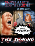 WWE - THE SHINING by Roselyne777