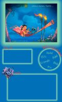 Lilo and Stitch Div layout by ricespamjammin