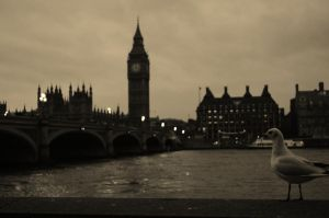 London Calling by BambiTheStubbornDeer
