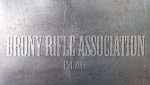 Brony Rifle Association Wallpaper variant #1 by RE-ACTION1982