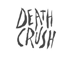 Deathcrush Logo by JovDaRipper